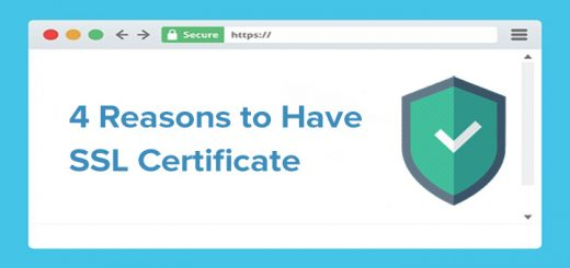 SSL Certificate Web Security