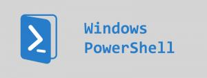 windows powershell neutron dev